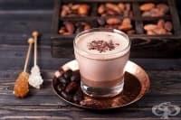 Подобрете паметта си и се заредете с енергия с напитка от бадемово мляко, какао, канела и карамфил