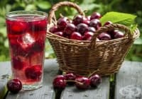 Подобрете съня с напитка от лимон, череша и канела