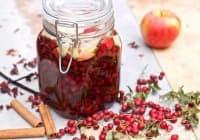 Подобрете здравето на сърцето със сироп от нар, глог и хибискус