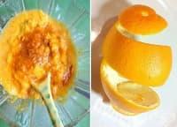 Използвайте зехтин и портокалови кори против сух скалп и пърхот