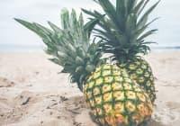 Правете компреси от ананас срещу синини