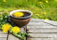Пречистете черния дроб и кръвоносните съдове с кафе от глухарче