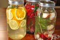 Пригответе си напитка за бързо утоляване на жаждата без консерванти и оцветители