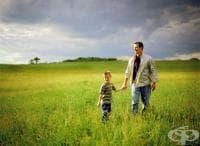Защо разходките са полезни за децата?