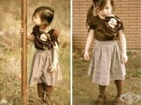 Как да удължите живота на умалелите детски дрехи?