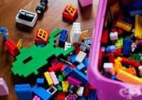 """Развийте математическите умения на детето с блокчета """"Лего"""""""