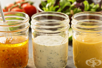 Направете безвреден салатен дресинг по 3 начина