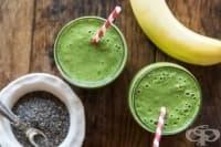 Тонизирайте организма си със смути от бадемово мляко, спанак, конопени семена, зеолит и хималайска сол