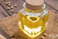 Научете 5 здравни ползи от соевото олио