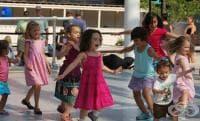 Танците са полезни за физическото здраве на вашето дете и развиват редица умения