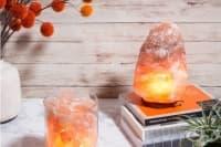 Използвайте лампа от хималайска сол при алергии и астма