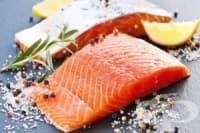 За да получите повече мастни киселини, яжте риба поне два пъти седмично