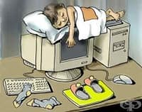 Как да не бъдем работохолици