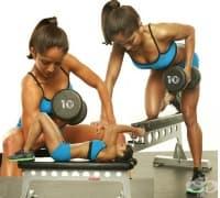 5-дневна тренировъчна програма за цялото тяло проектирана за жени