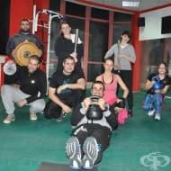 Хард крос кръгова тренировка с тежестта на тялото