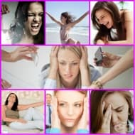 7 упражнения за контролиране на седемте най-често срещани настроения при жените