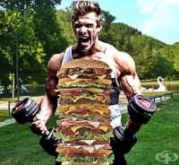Упражнения, които ще преборят чувството ви за глад само за 5 минути