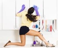 Домакинските задължения като фитнес тренировка