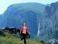Интервална тренировка за отслабване с ходене