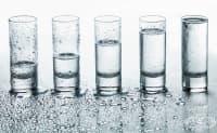 Колко точно вода трябва да пием след тренировка
