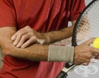 Тенис лакът