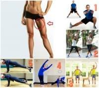 Домашна тренировка с най-добрите упражнения за вътрешна част на бедрата за всички времена