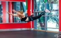 Бънджи фитнес тренировка