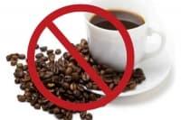 Ограничаване приема на кофеин