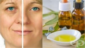 Най-добрите етерични масла срещу стареене на кожата