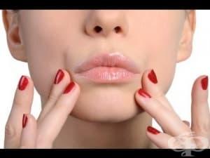 Средства за премахване на косъмчетата над горната устна