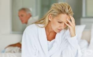 Оплакванията на жените по време на менопаузата са най-силни около 50-те