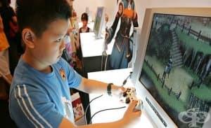 Откриха начин как деца със затлъстяване да отслабват чрез видеоигри