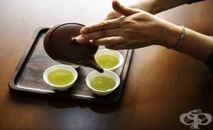 Съставът на водата оказва влияние върху здравословните качества на чая