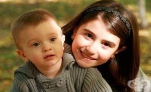 Братята влияят на съзряването на сестрите си