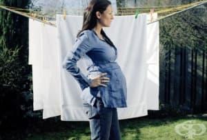 При кои домашни задължения бременните трябва да внимават