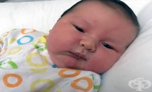 Учени откриха защо се раждат бебета гиганти