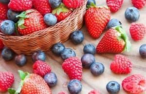 Горските плодове действат пречистващо на мозъчните функции