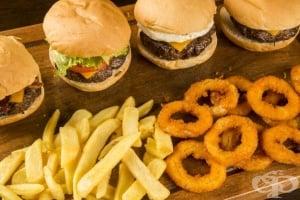 Ново проучване показва значителни възпалителни реакции в организма след хранене
