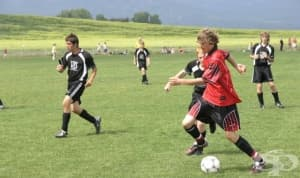 Спортът изгражда здрави кости при тийнейджърите, а обездвижването ги руши