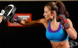 Заниманията с мъжки спортове правят момичетата по-уверени