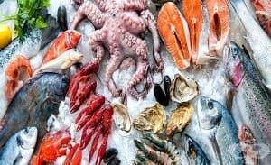 Консумирането на морски дарове предразполага към повече секс и по-бързо зачеване
