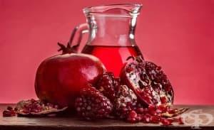Сокът от нар, съчетан с прополис, предпазва от инфаркт