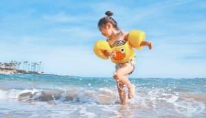 Някои от надуваемите плажни аксесоари съдържат канцерогенни вещества