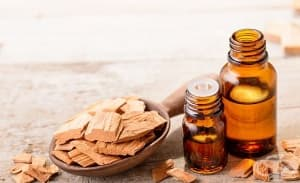 Сандаловото масло стимулира растежа на косата