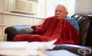 Студеното жилище провокира покачване на кръвното налягане