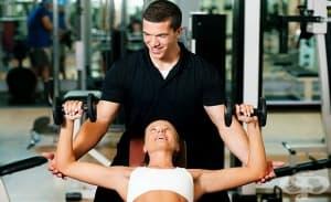 Физическото натоварване води до риск от инфаркт, но зависи от честотата му
