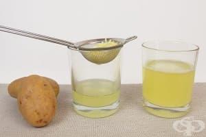Картофеният сок като средство за отслабване
