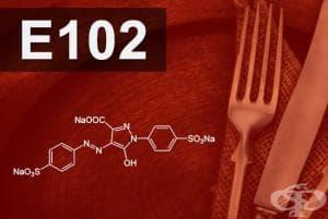 E102 - Тартразин (Tartrazine)