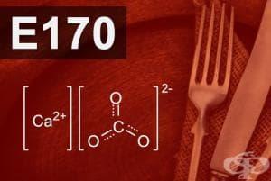 E170 - Калциев карбонат (Calcium carbonate)
