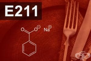 E211 - Натриев бензоат (Sodium benzoate)